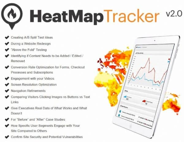 HeatMap-Tracker